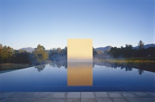 Stonescape by James Turrell Photo by Florian Holzherr