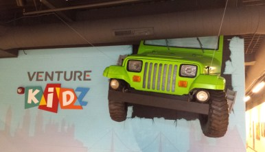 Jeep Wall