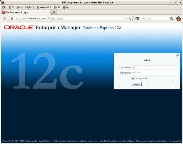 database_12c_oel5_2