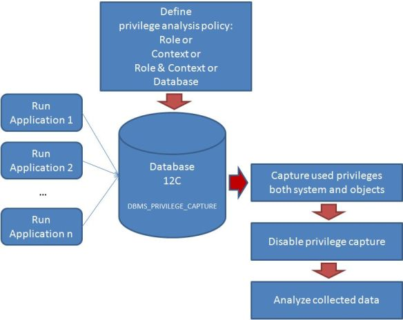role and privileges analysis