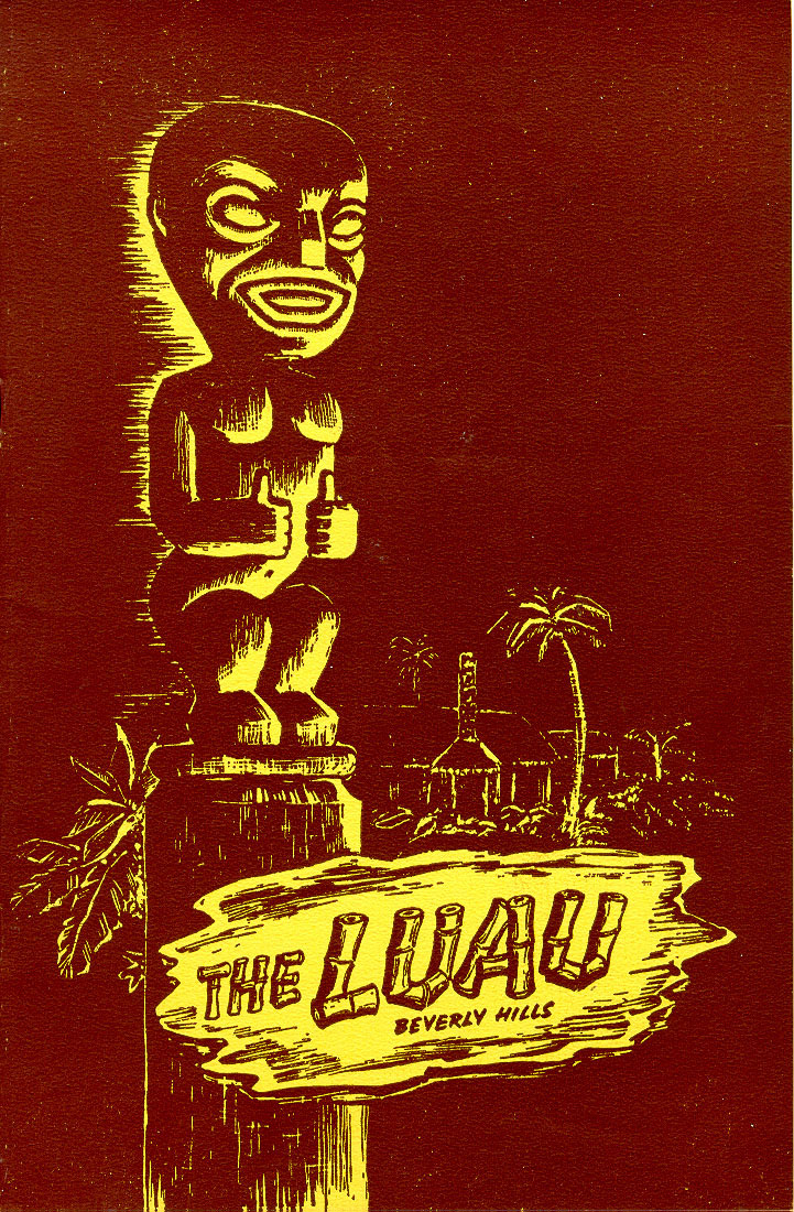 From The Los Angeles Public Library Menu Collection The