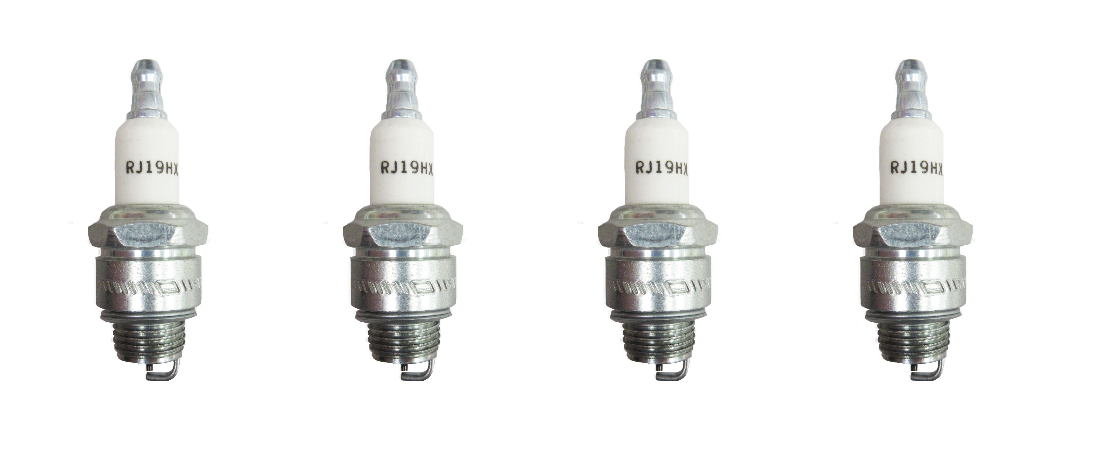 Champion 973 Rj19hx Small Engine Spark Plug Pack Of 4