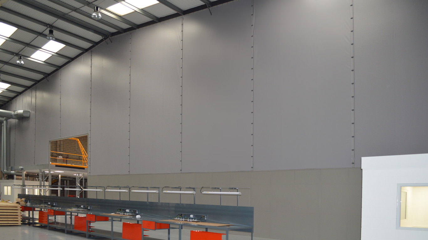 Flexible Factory Partitioning Partitions For The Factory Amp Warehouse DBC