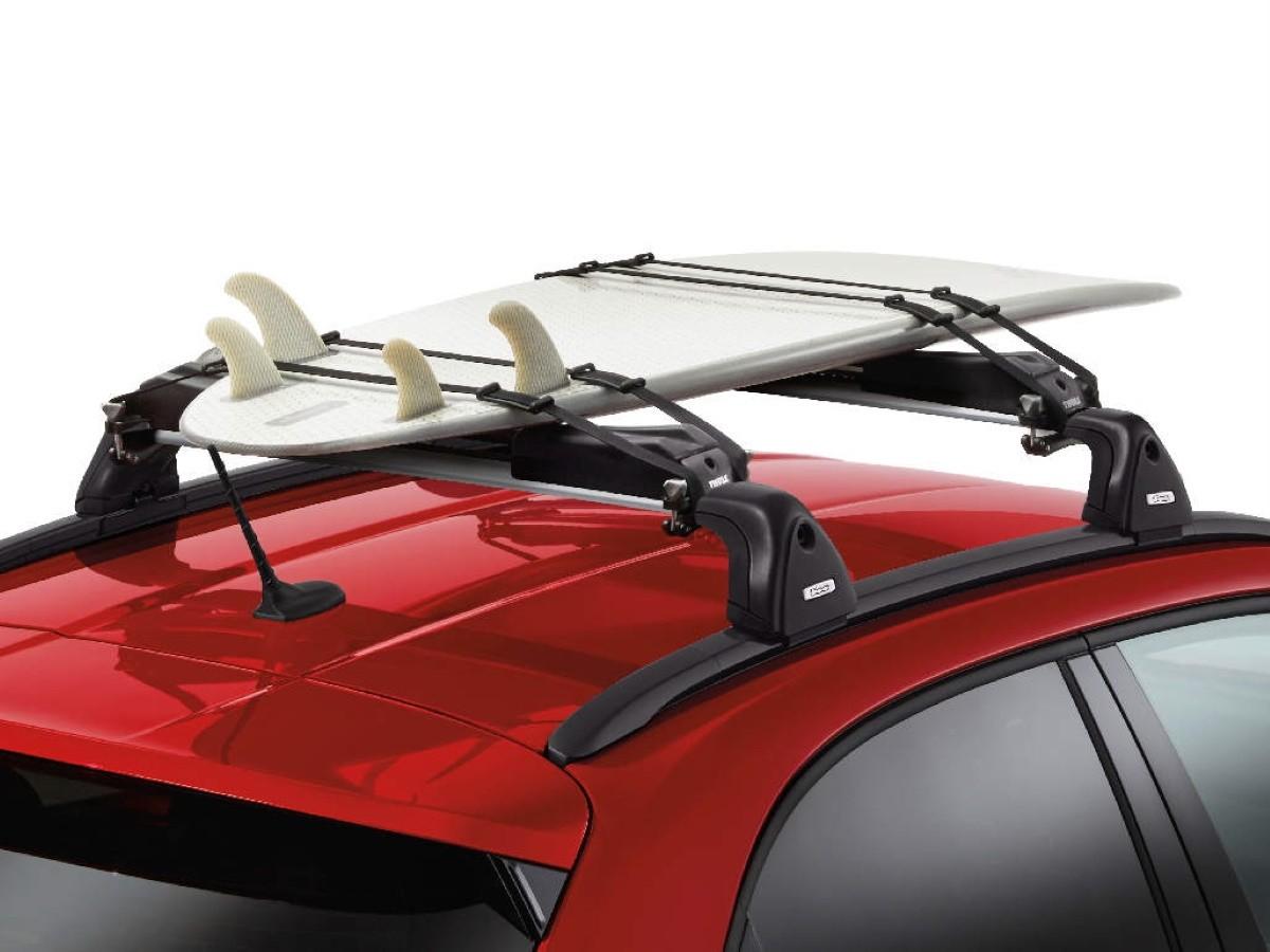 genuine mopar jeep thule surf board paddle board carrier