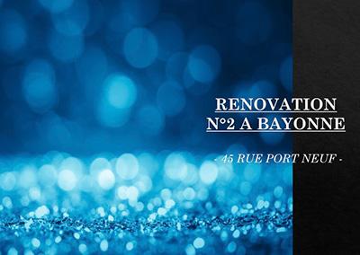 Rue Port-Neuf à Bayonne