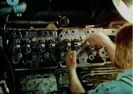 9 Diesel repair