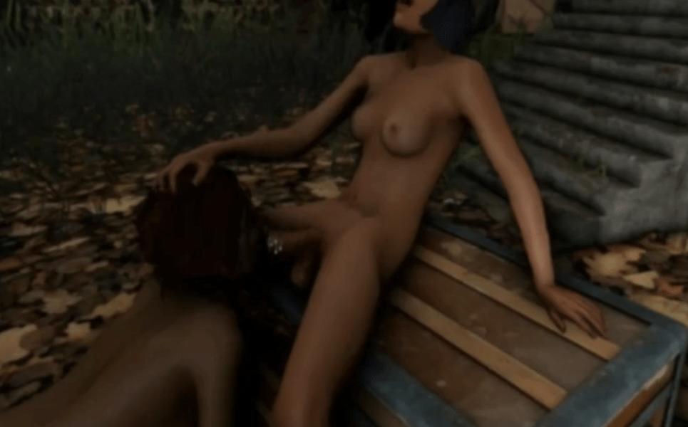 DBD Sex Montage