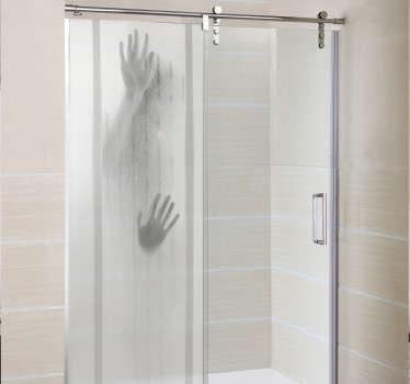 stickers parois de douche autocollants