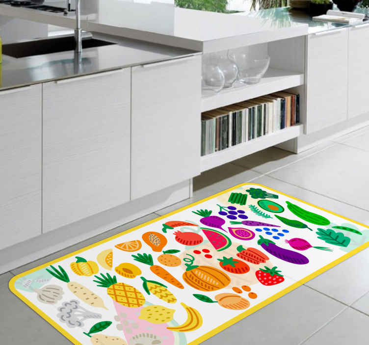tapis cuisine regime equilibre