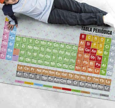 tapis en vinyle pour enfants