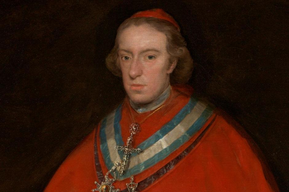 Resultado de imagen de Don Luis de Borbón arzobispo de Toledo