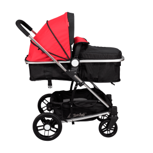 Dbebe Carriola Travel System Crown roja