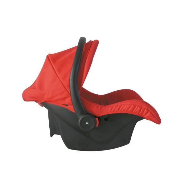 Dbebe carriola stripes portabebe roja