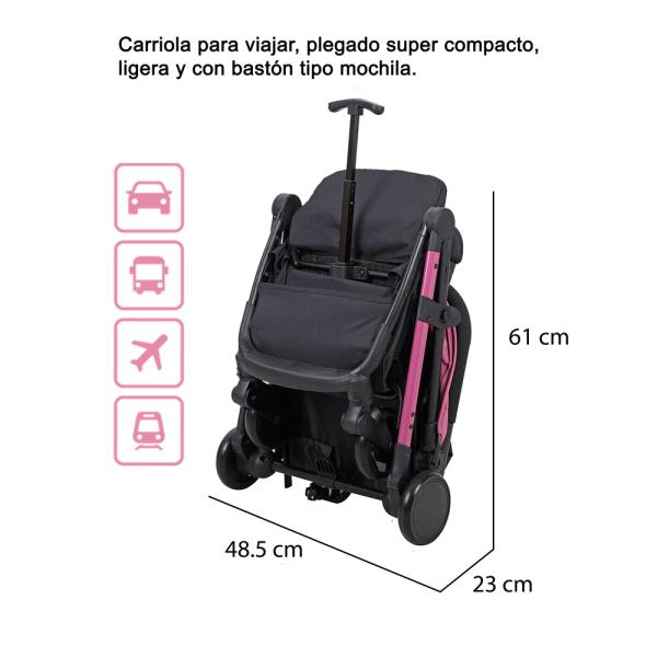 Carriola para viajar One