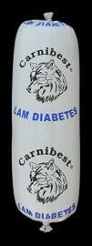 Carnibest Lam Diabetes 1000gr.