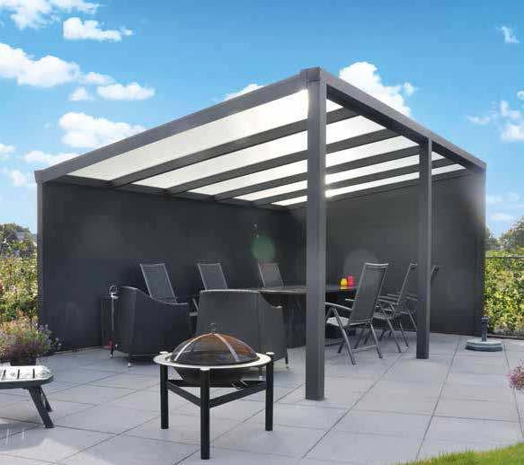 Vrijstaande-veranda-polycarbonaat-Gardendreams