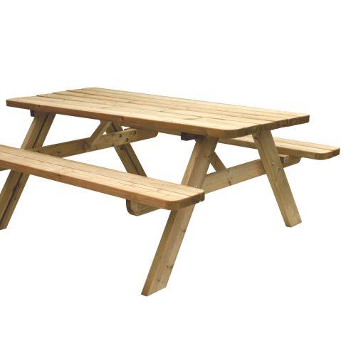 11010-Basic-Picknicktafel Easy