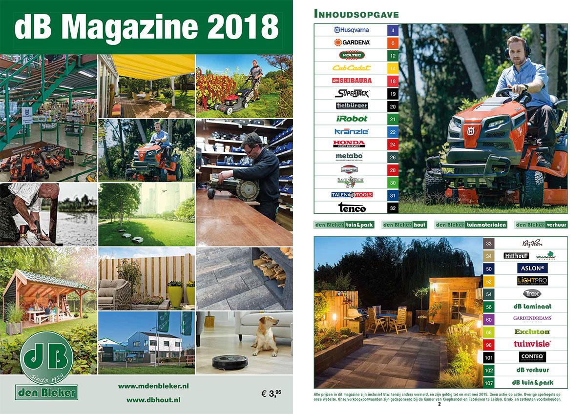 dB Magazine 2018