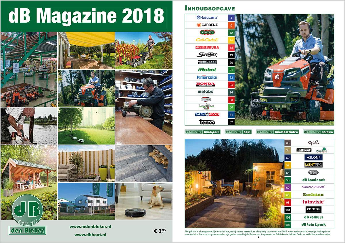 Ons grote en vernieuwde dB Magazine 2018 is uit – lees hem nu al online