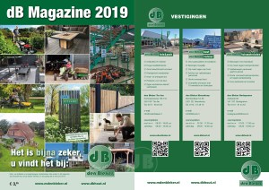 Download het grote en vernieuwde dB Magazine 2019