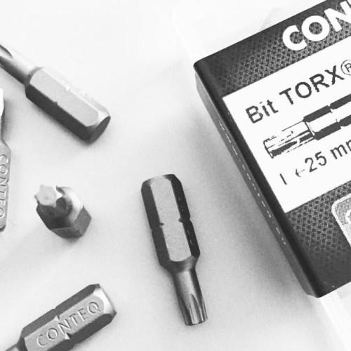 Conteq - bits
