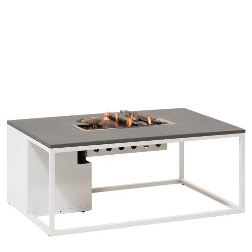 5958780 - Cosiloft 120 lounge table white-grey - side
