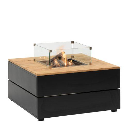 5981000 - Cosipure 100 black-teak - glass set M - side