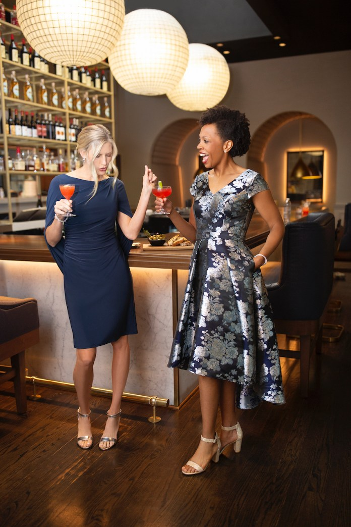 Cocktail wedding styles for the mother of the bride