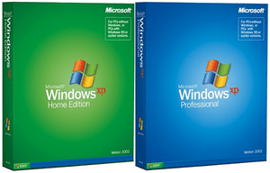 Windows XP editions