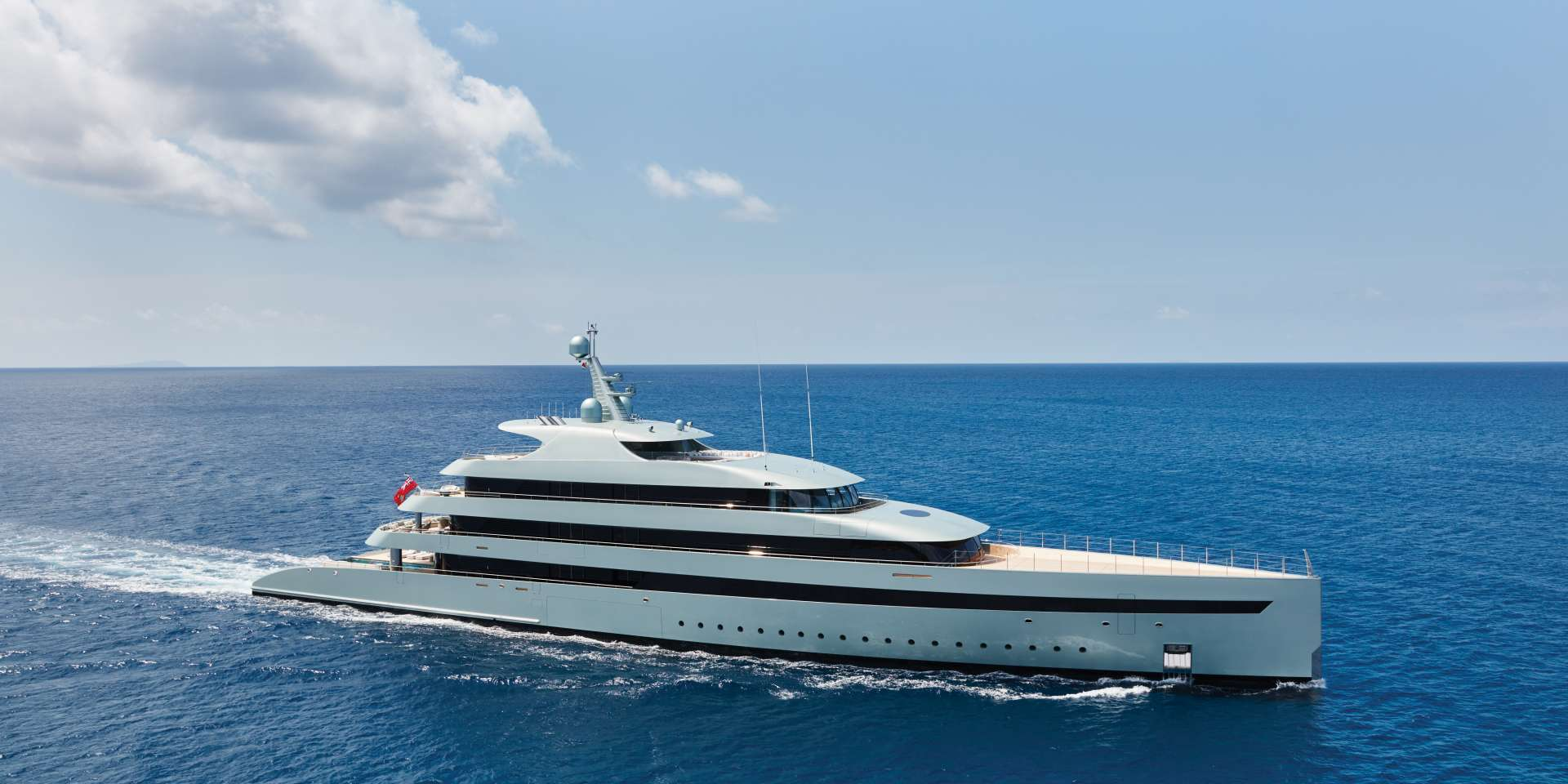 Savannah Feadship Royal Dutch Shipyards
