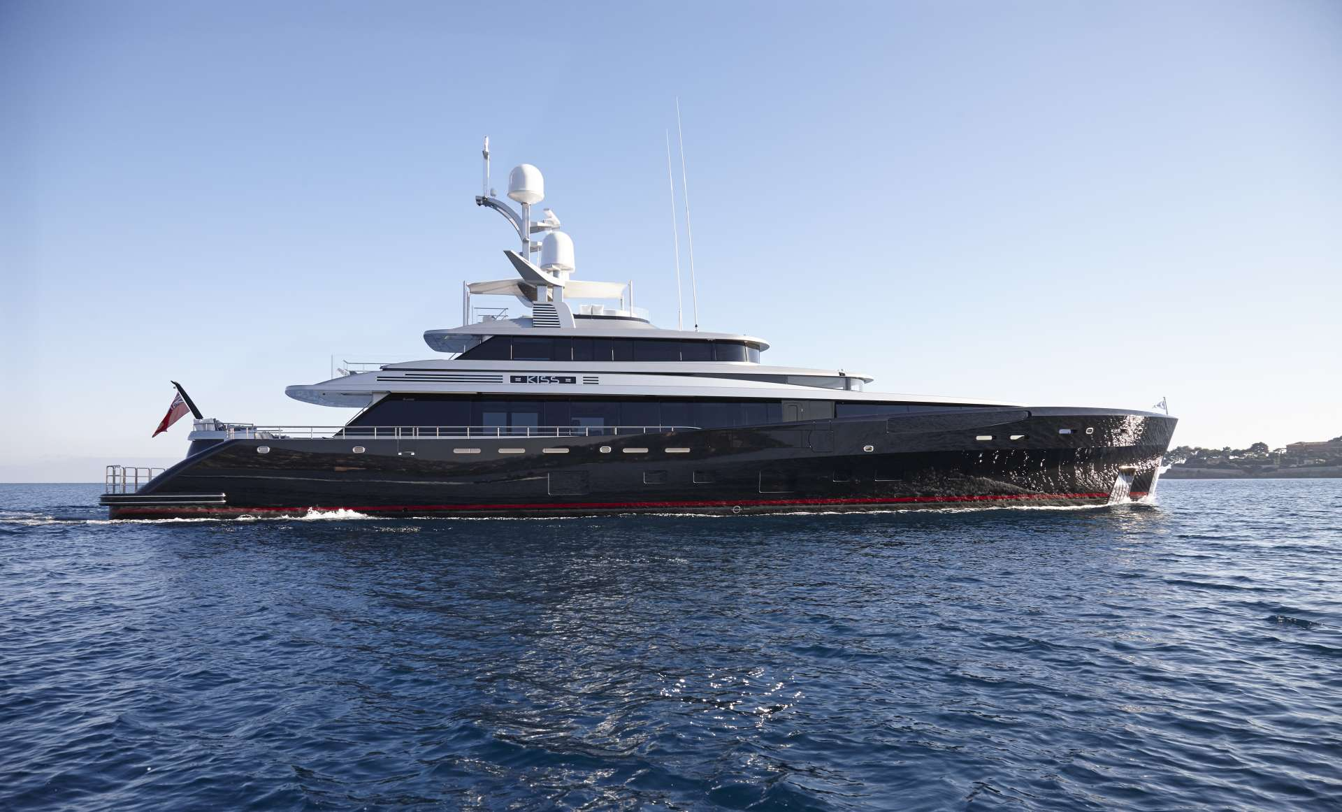 Kiss Feadship Royal Dutch Shipyards