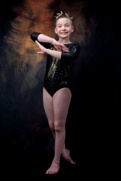 Carly Gymnastics 3/30/2020