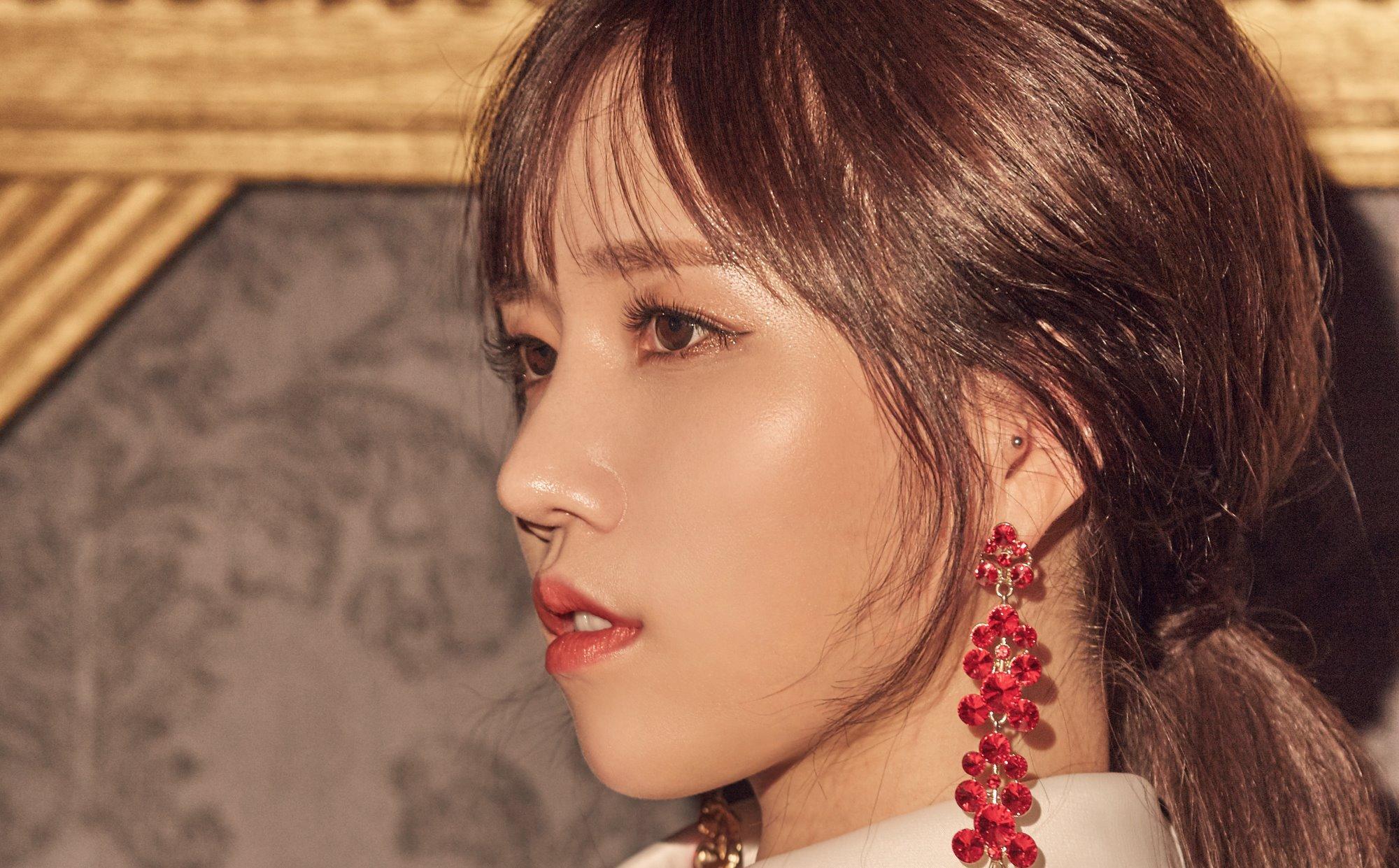 Lovelyz Jin Profile