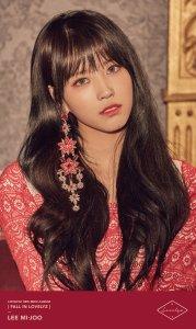 Fall In Lovelyz Lee Mijoo