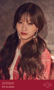 Fall In Lovelyz Ryu Sujeong