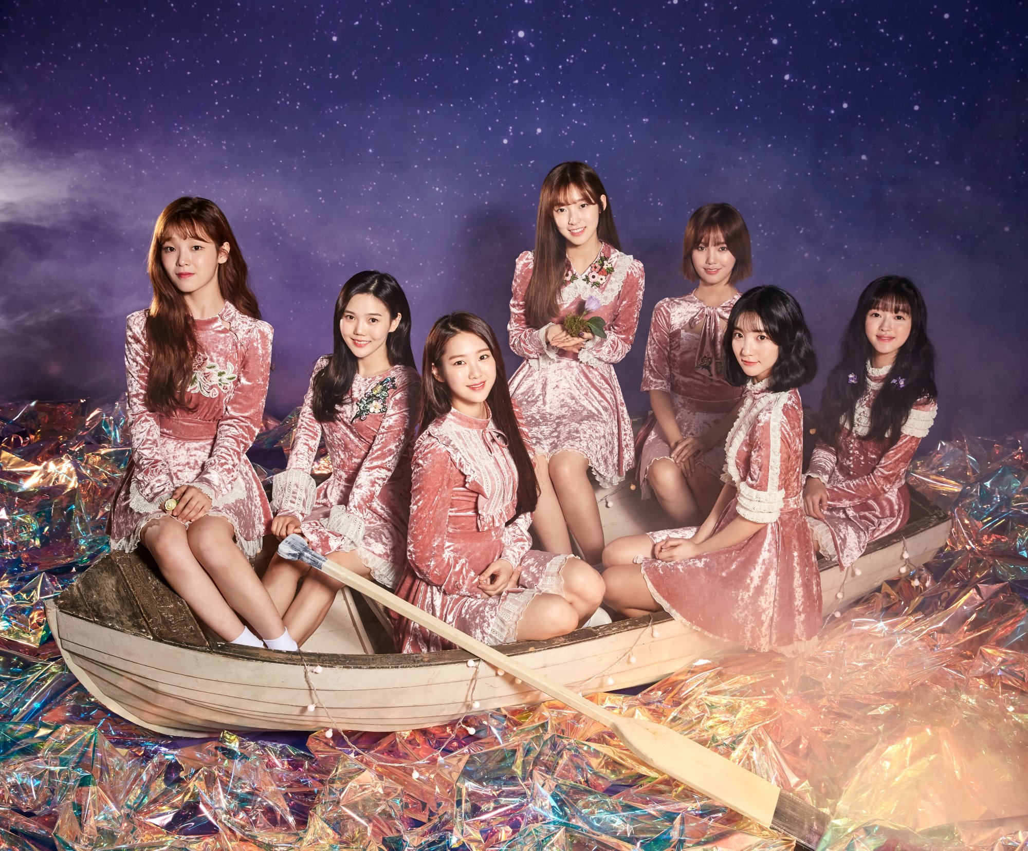 Oh My Girl Profile