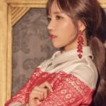 Fall In Lovelyz Jin