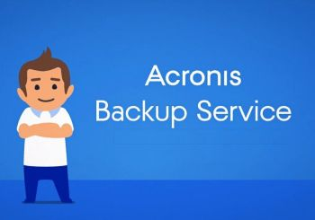 Acronis Backup chez DBMEDIA