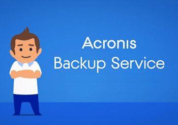 Acronis Backup chez DBMEDIA