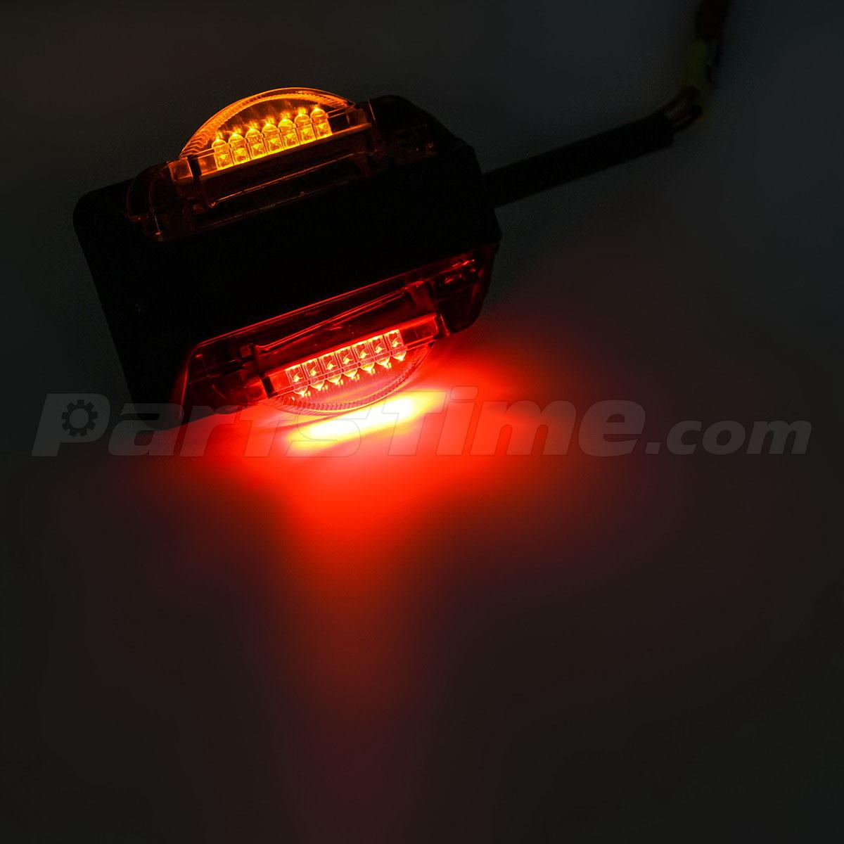 Led Fender Marker Lights