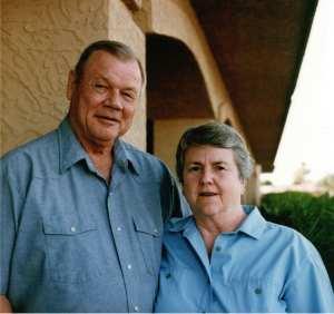 Bob & Jolene Miller's 50th Wedding Anniversary photo.