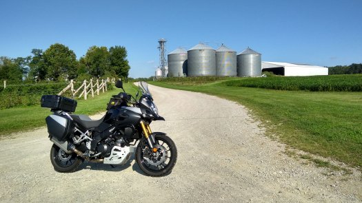 2014 Suzuki V-Strom DL1000 Adventure