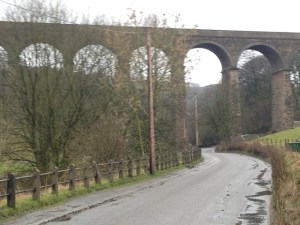 Buxton viaduct