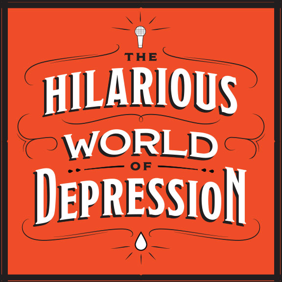 The Hilarous World of Depression