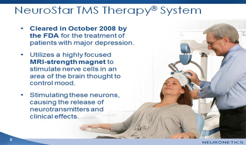 TMS-Magnetic Brain Stimulation
