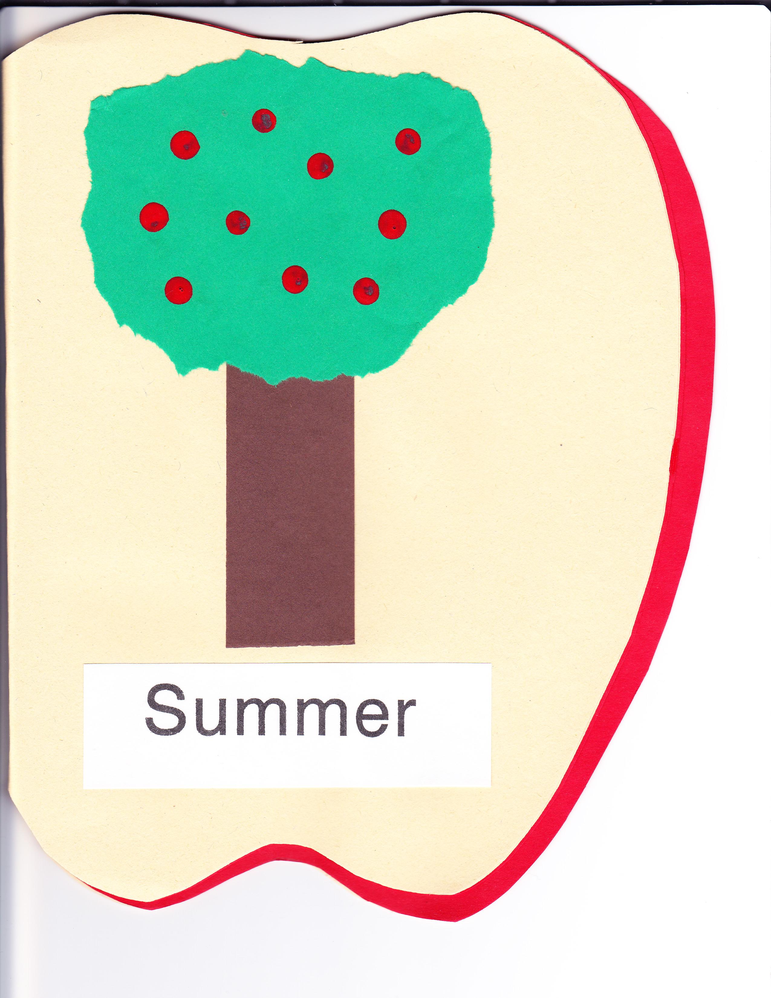 Homeschool Parent The Seasons Of Arnold S Apple Tree