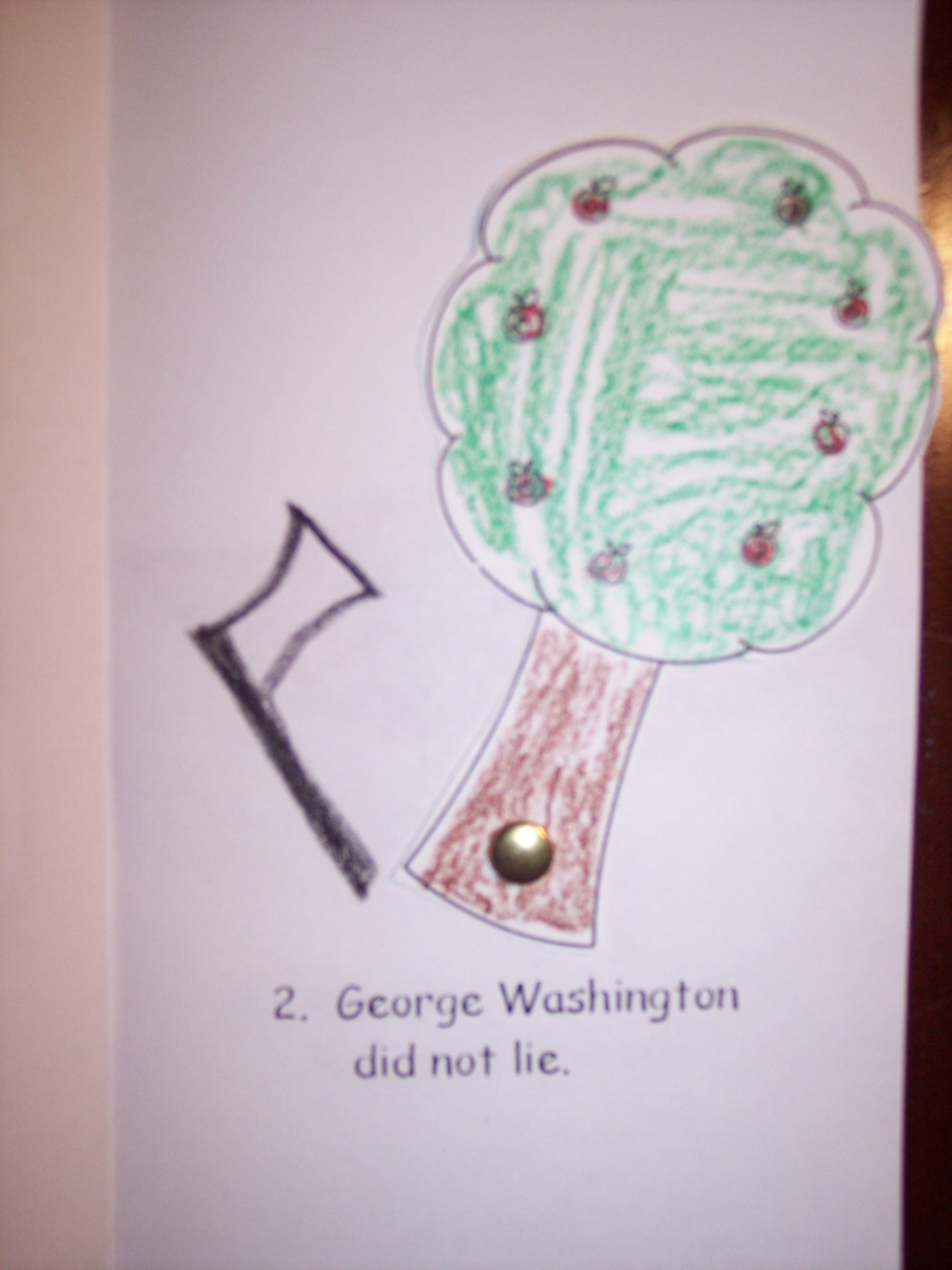 Cherry Tree George Washington Worksheet For Kindergarten Cherry Best Free Printable Worksheets