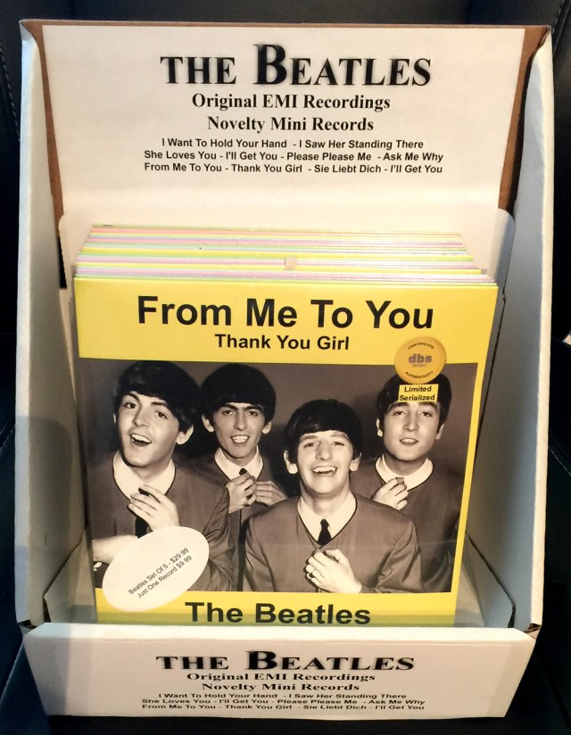 novelty stores toronto with the Beatles