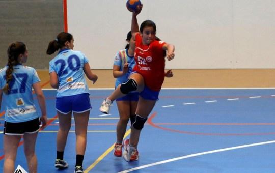 _P2A7807 Taurons Riba-roja vs CH Canyamelar. Jocs Copa FBMCV. Infantil Femenina