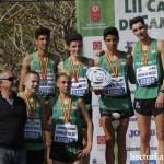 _p2a6468 XXXI Campeonato España Campo a Traves. Entrega de Trofeos.